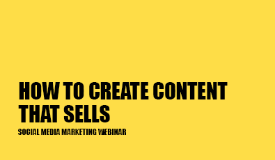 How to create content that sells