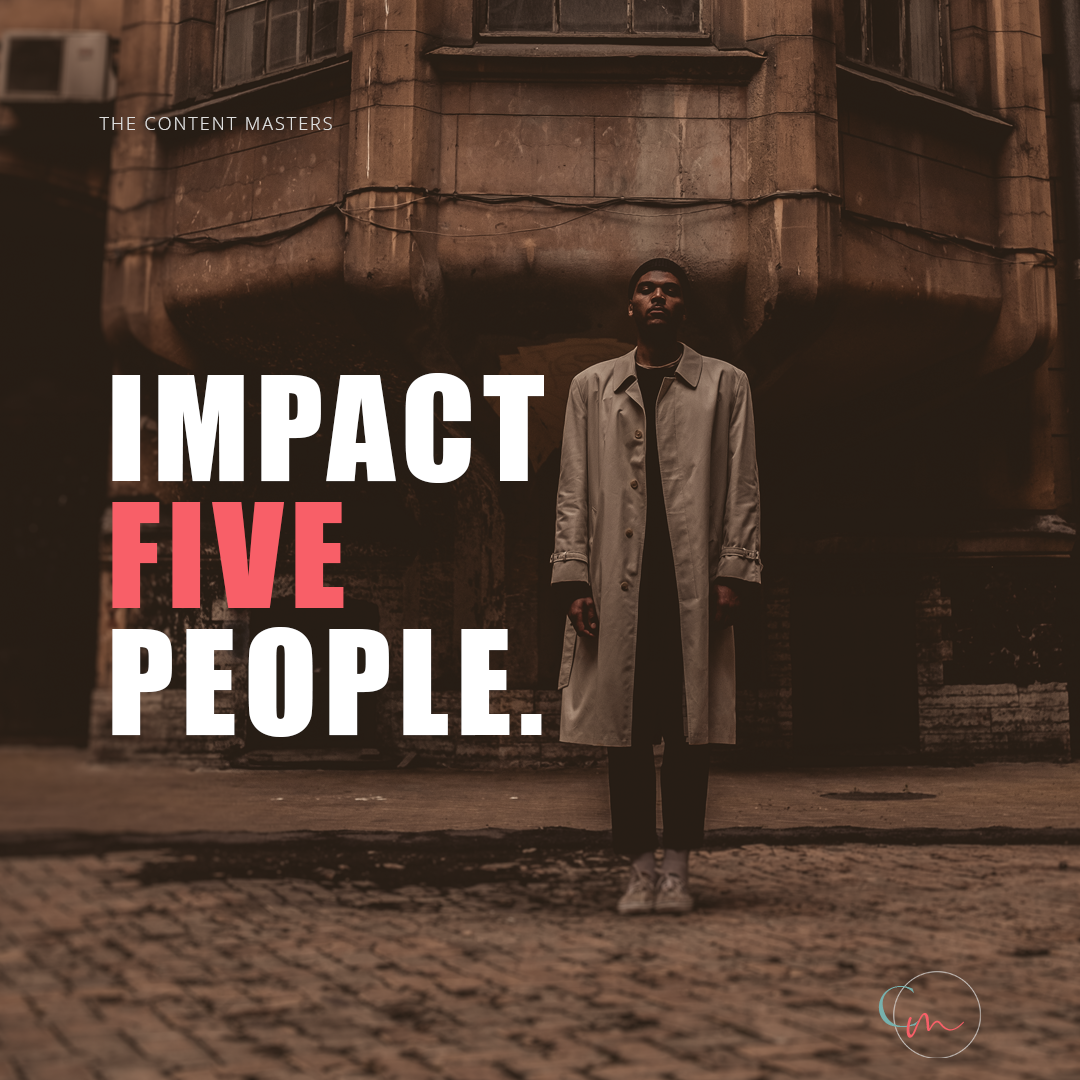 Impact Five People
